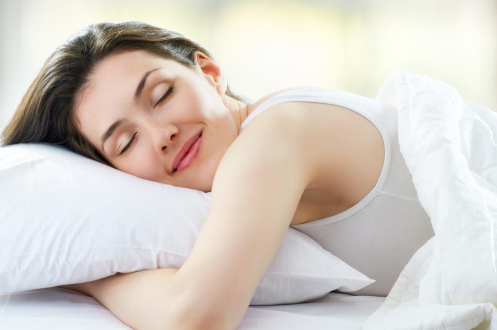 Woman sleeping soundly | Sleep Apnea Treatment Hillsboro OR