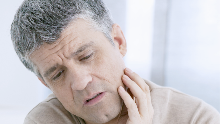 A Man With Jaw Pain | Hillsboro and Aloha, OR Dentist
